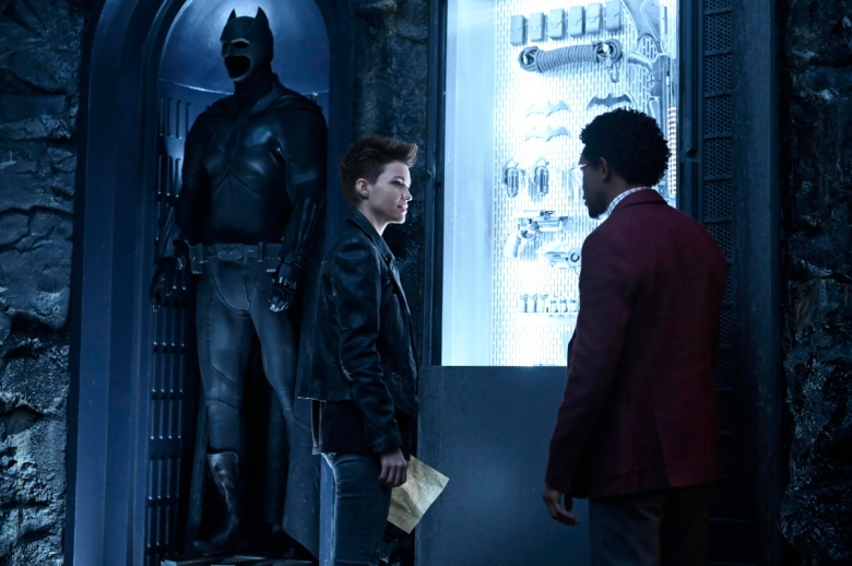 Kate and the Batsuit