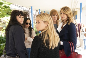 Big Little Lies Season 2 cast Reese Witherspoon Nicole Kidman