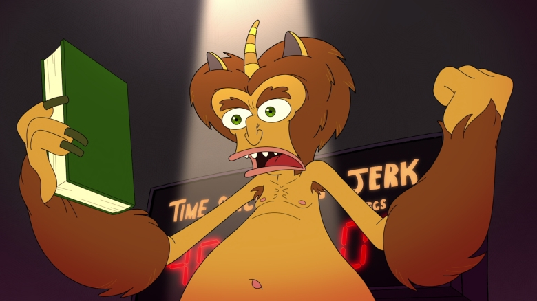 "Hormone Monster in ""Big Mouth"""