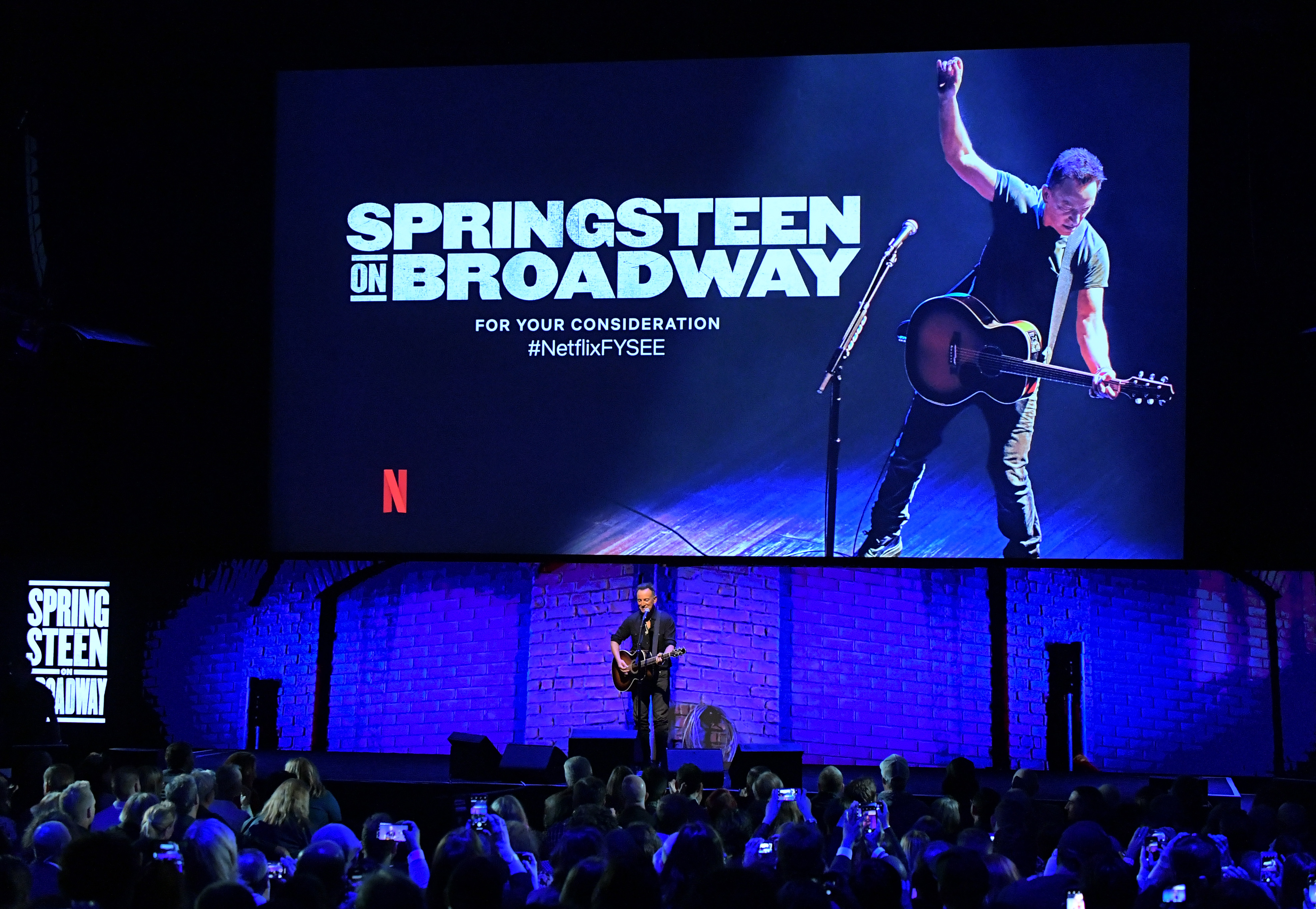 """Springsteen on Broadway"""