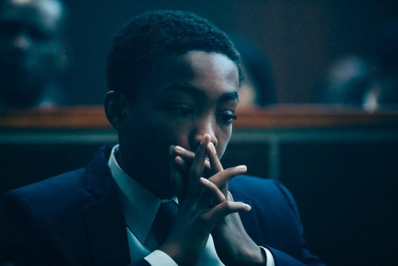 When They See Us Netflix Asante Blackk