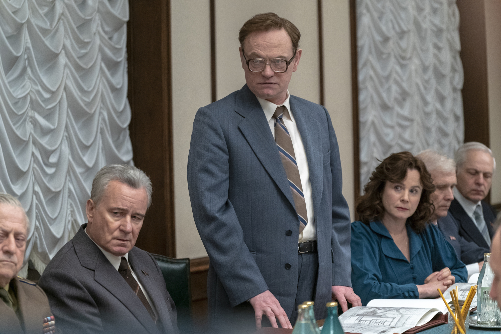 'Chernobyl' Wins Big at BAFTA TV Awards