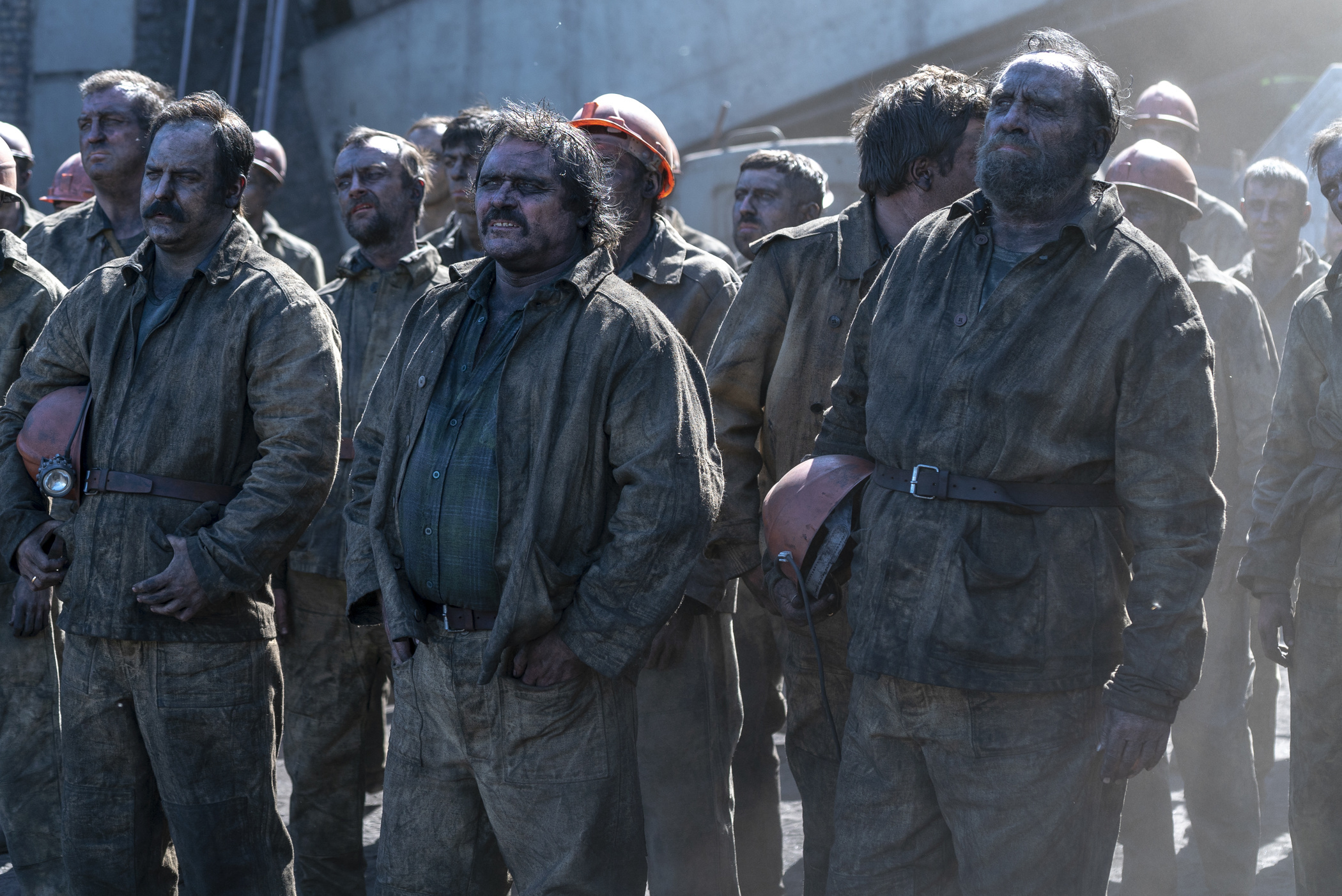Chernobyl HBO MIners