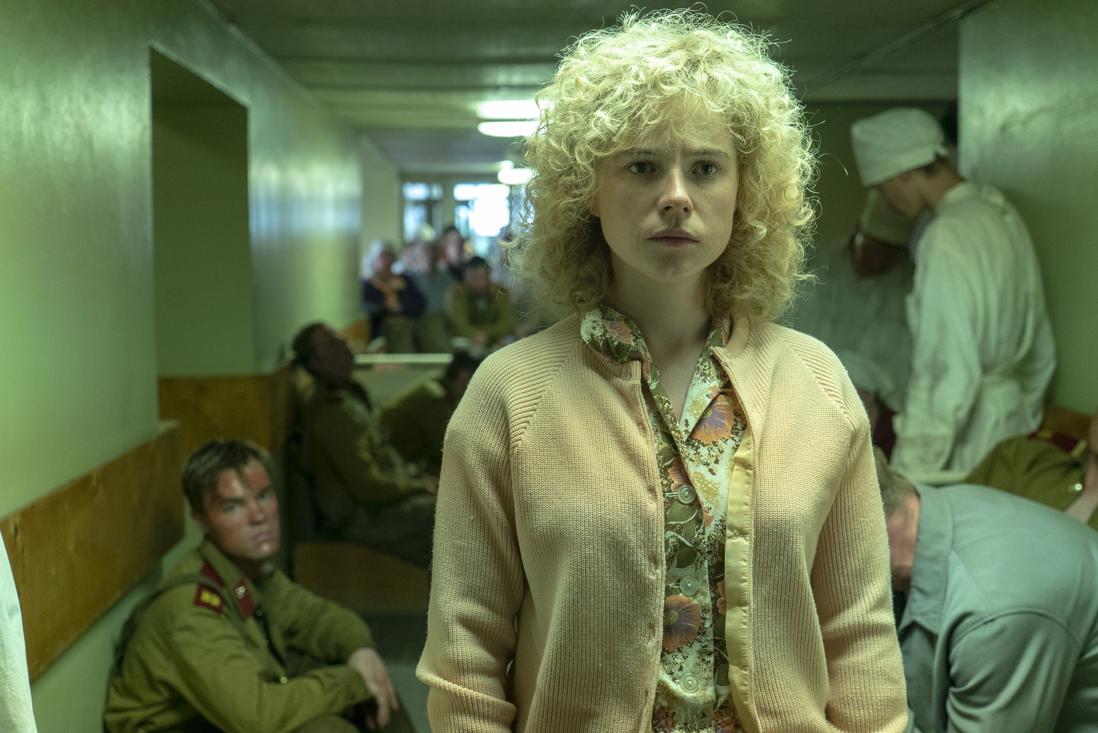 Chernobyl HBO Jessie Buckley