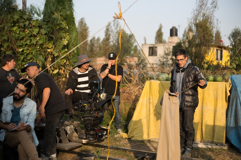 Chicuarotes Cinematographer Juan Pablo Ramírez Director Gael García Bernal