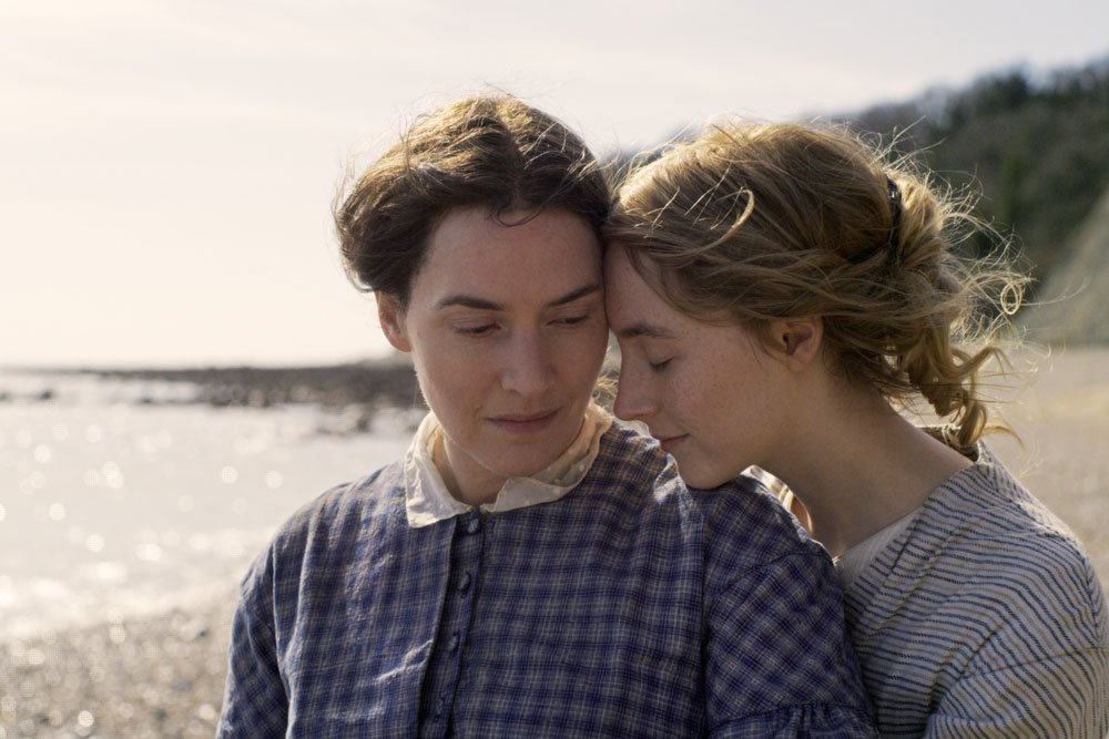 Ammonite First Look: Kate Winslet and Saoirse Ronan ...
