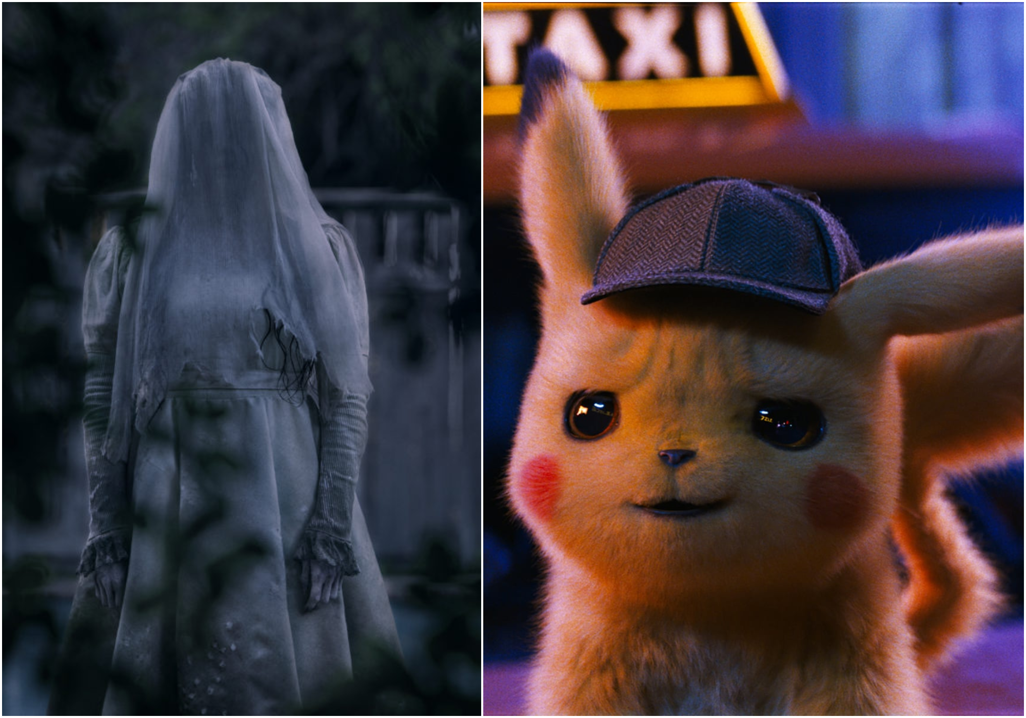 Movie Theater Traumatizes Children by Accidentally Playing 'La Llorona' Instead of 'Detective Pikachu'