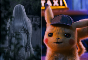 La Llorona Detective Pikachu
