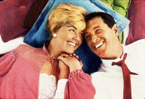 Editorial use onlyMandatory Credit: Photo by Snap/REX/Shutterstock (390891cj)FILM STILLS OF 'PILLOW TALK' WITH 1959, DORIS DAY, MICHAEL GORDON, ROCK HUDSON IN 1959VARIOUS
