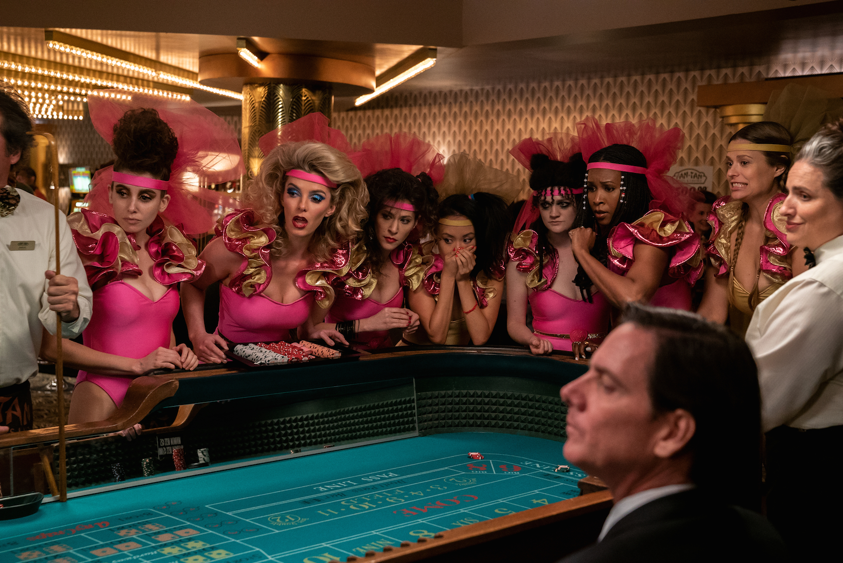 'GLOW' Season 3 First Look: All That Neon Fits Right in on the Vegas Strip