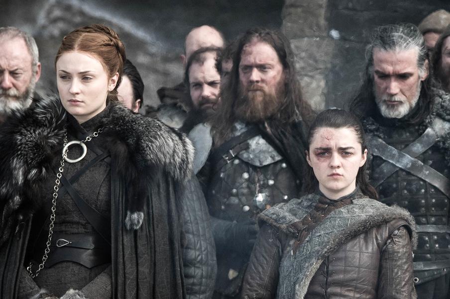 Game of Thrones' Season 8, Episode 4 Photos: Arya Has a Black Eye