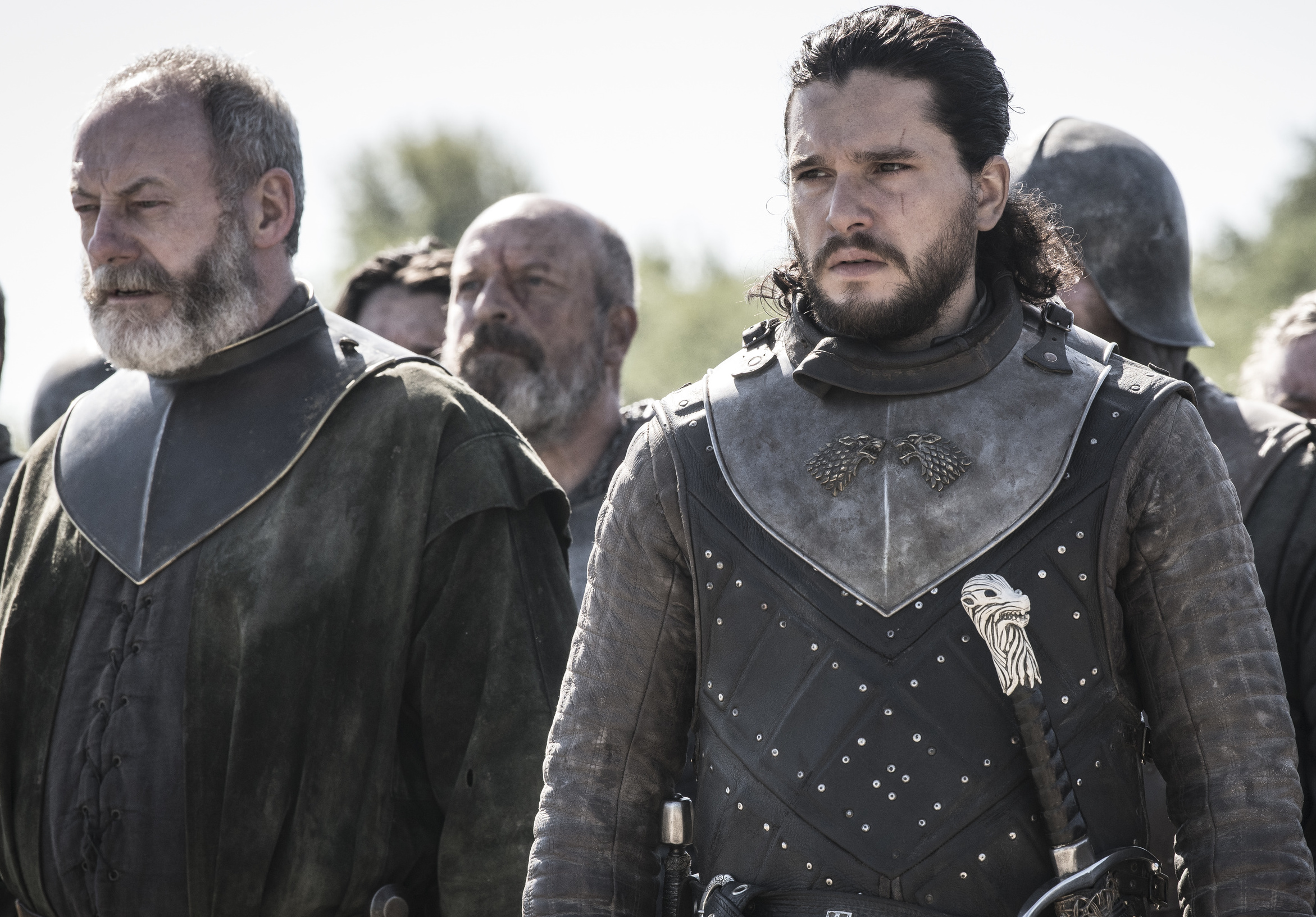 'Game of Thrones' Star Kit Harington Joins the Marvel Cinematic Universe