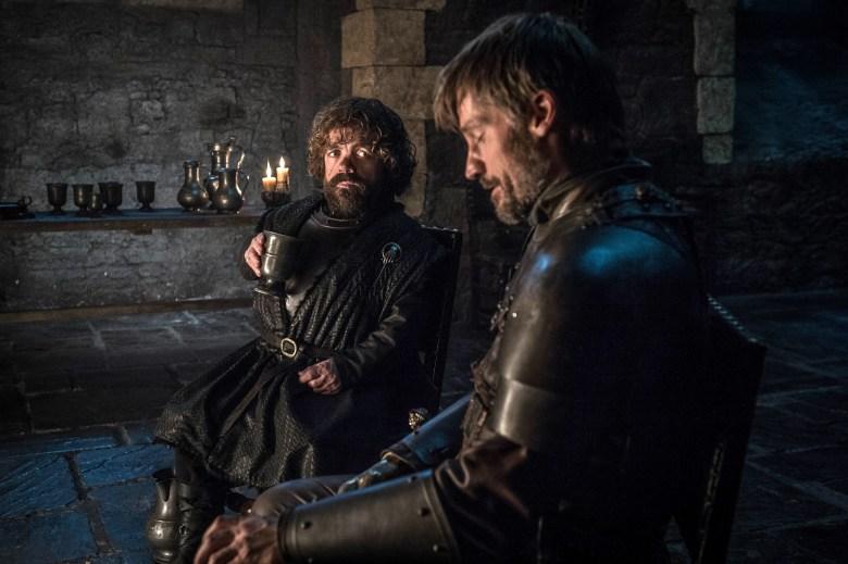 """Peter Dinklage and Nikolaj Coster-Waldau, """"Game of Thrones"""""""