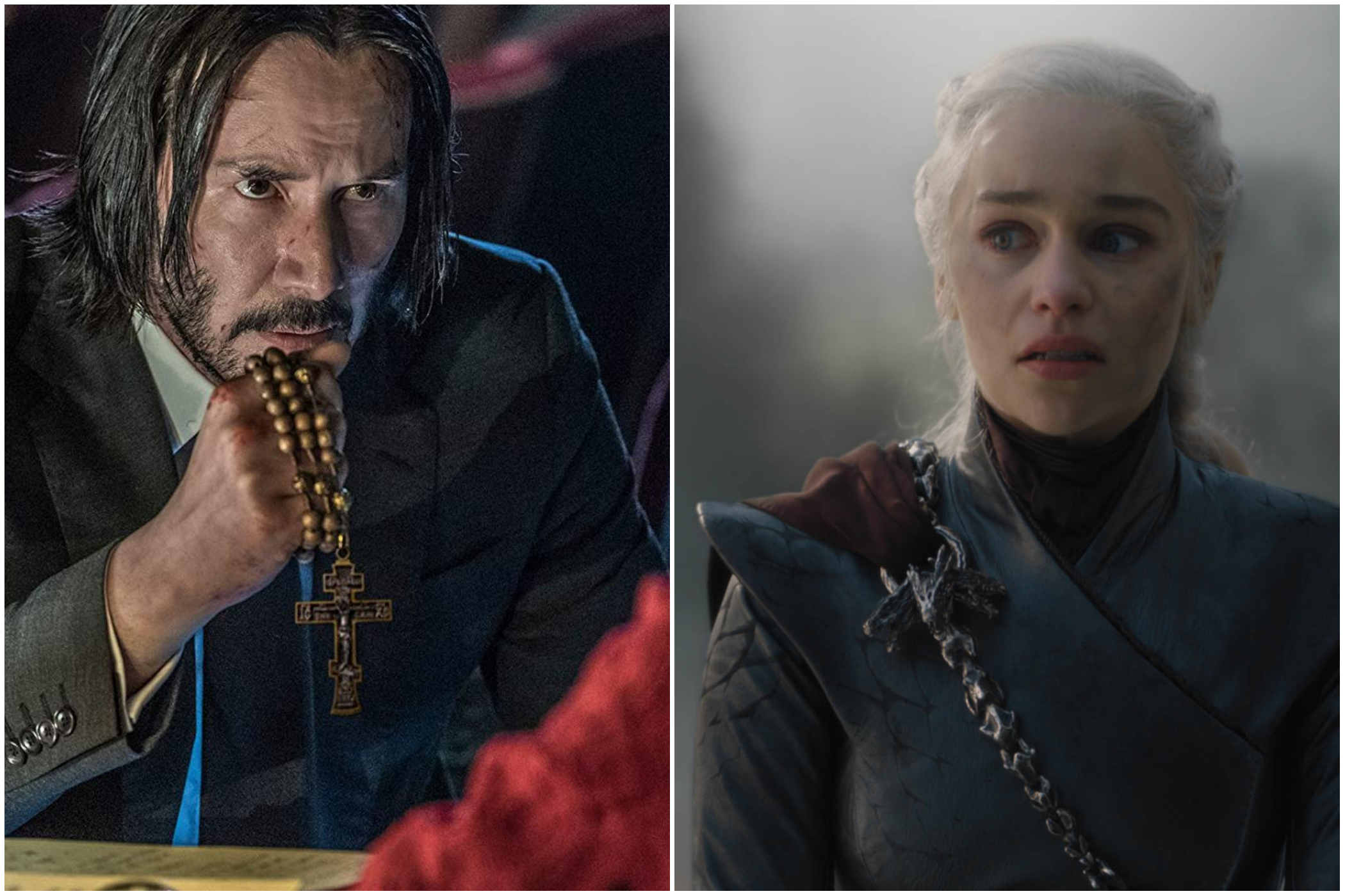 How Game Of Thrones Ruined John Wick Chapter 3 Parabellum Indiewire