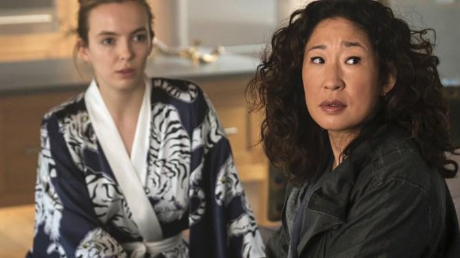 Killing Eve Season 2, Episode 7 'Wide Awake' Breaks Bad Beautifully