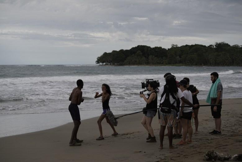 """Land Of Ashes"" Cinematographer Francisca Saéz Agurto"
