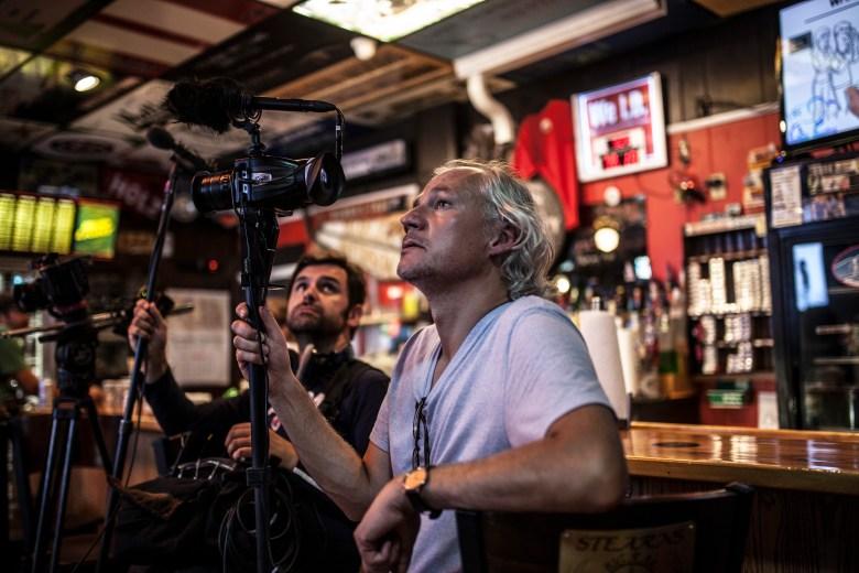 """""""Lillian"""" filmmaker Andreas Horvath"""