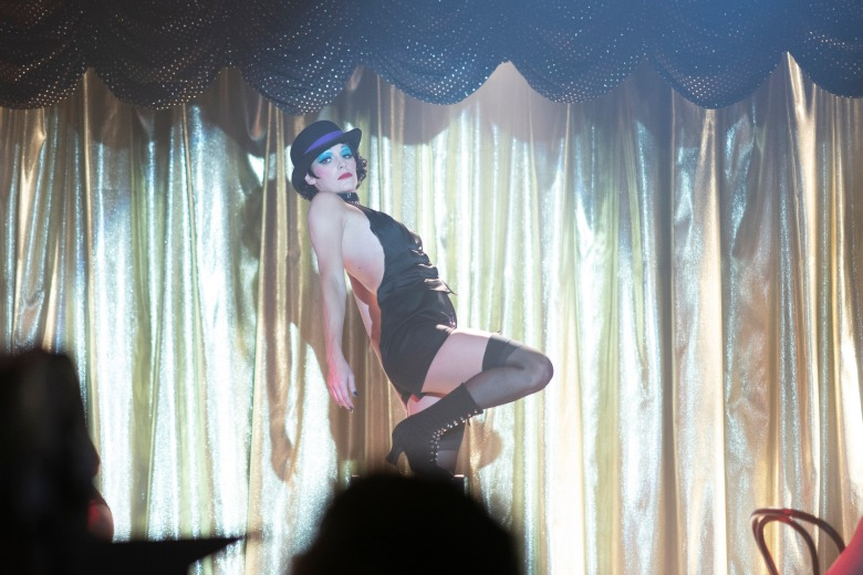 "FOSSE VERDON ""Life is a Cabaret"" Episode 1 (Airs Tuesday, April 9, 10:00 pm/ep) -- Pictured: Kelli Barrett as Liza Minelli. CR: Michael Parmelee/FX"