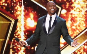 """AMERICA'S GOT TALENT: THE CHAMPIONS -- """"The Champions Four"""" Episode 104 -- Pictured: Terry Crews -- (Photo by: Trae Patton/NBC)"""