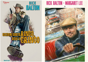 New 'Once Upon a Time in Hollywood' Posters Show Off Leonardo DiCaprio's Aging Movie Star