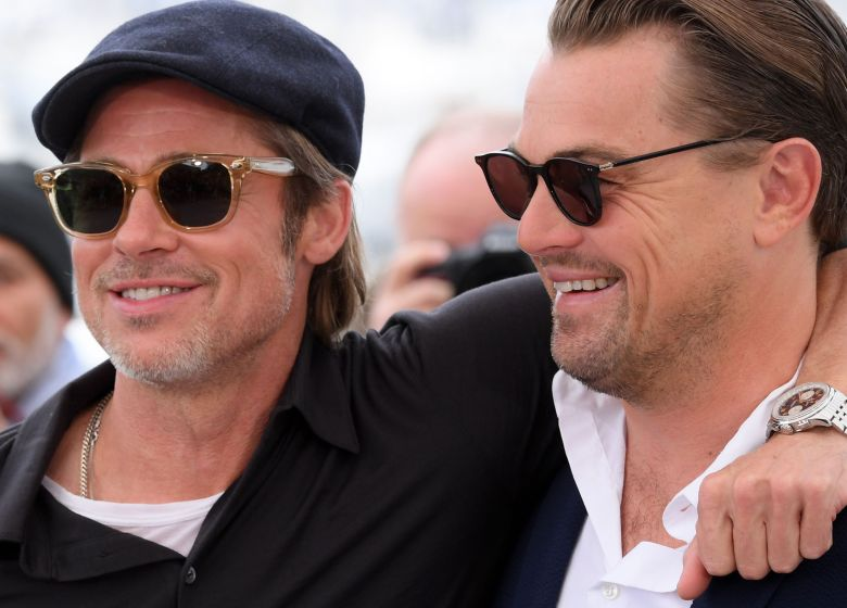 Brad Pitt and Leonardo DiCaprio'Once Upon A Time in Hollywood' photocall, 72nd Cannes Film Festival, France - 22 May 2019