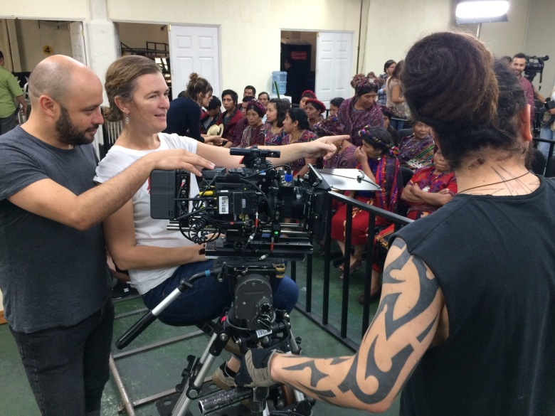 """Our Mothers"" Cinematographer Virginie Surdej"