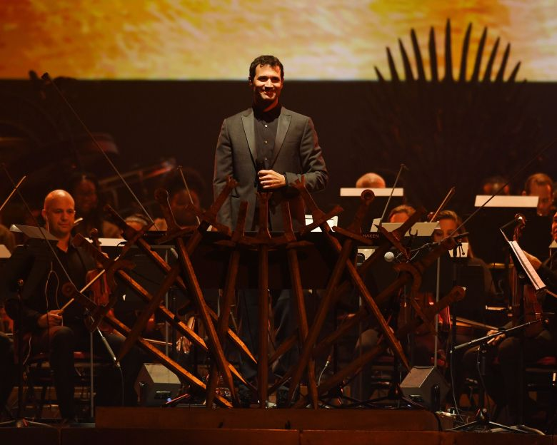 Composer Ramin Djawadi'Game of Thrones' Live Concert Experience, The BB&T Center, Sunrise, USA - 22 Sep 2018