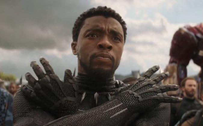 "Black Panthers, ""Avengers: Infinity War"""
