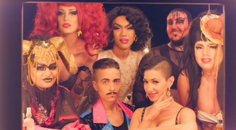 A Night at Switch n' Play Trailer: Drag Kings & Burlesque in