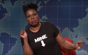 'SNL': Leslie 'Dracarys' Jones Goes Off on Alabama's Anti-Abortion Law