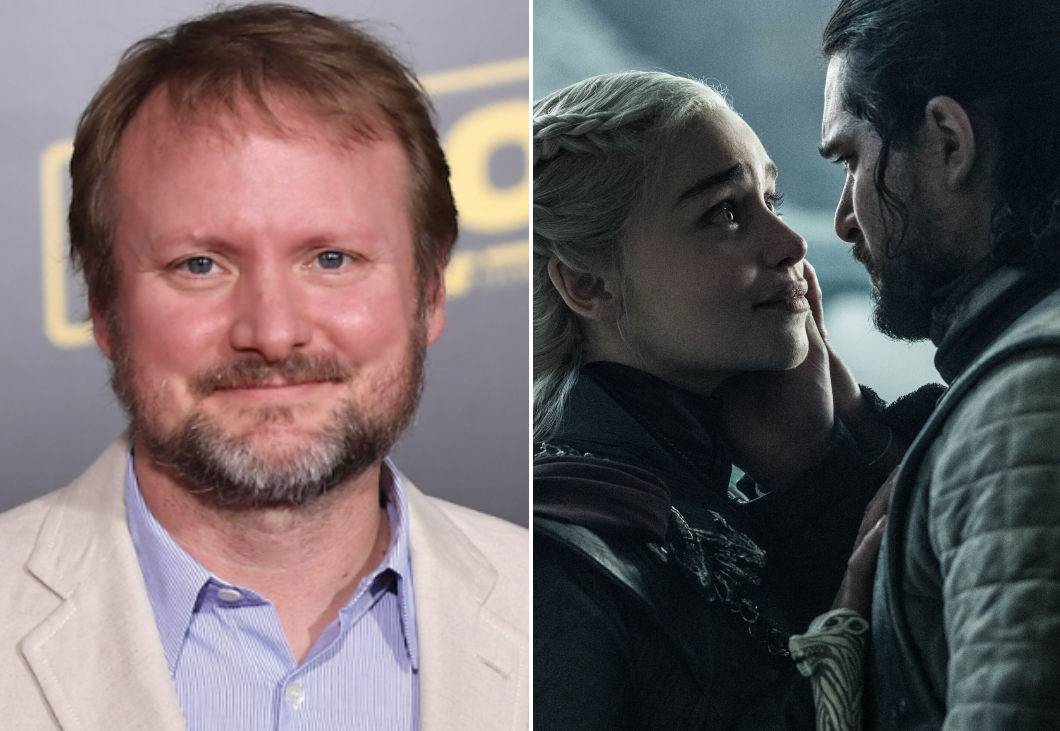 Rian Johnson Predicted Weeks Ago How That 'Thrones' Series Finale Death Would Go Down