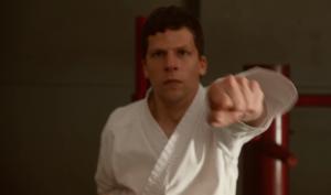 'The Art of Self-Defense' Trailer: Jesse Eisenberg Is a Neurotic 'Karate Kid'