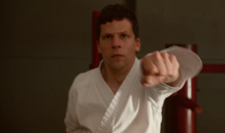 The Art of Self-Defense Trailer: Jesse Eisenberg Is Karate-Obsessed