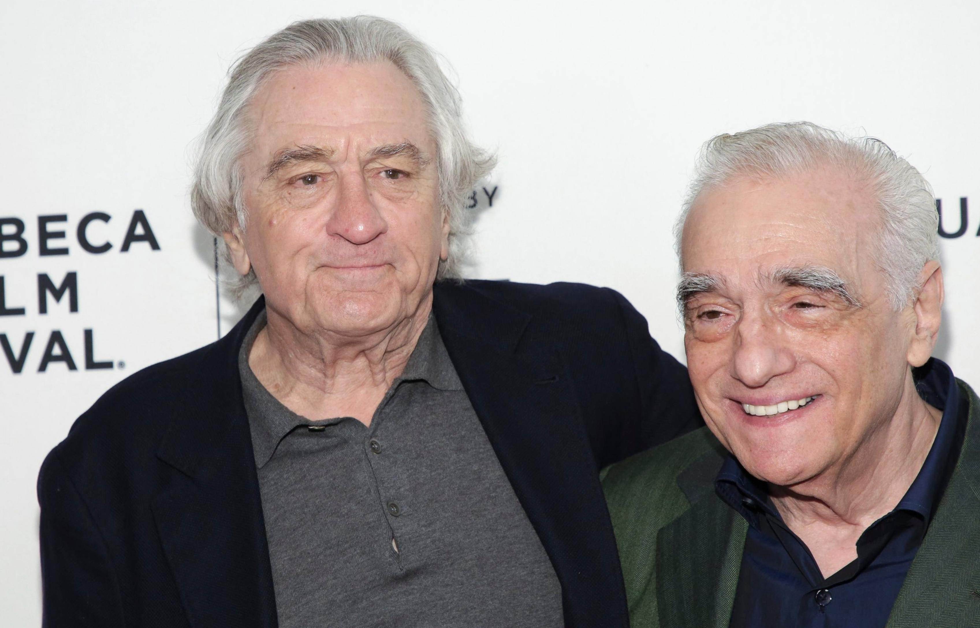 Martin Scorsese 'Concerned' by 'The Irishman' De-Aging Visual