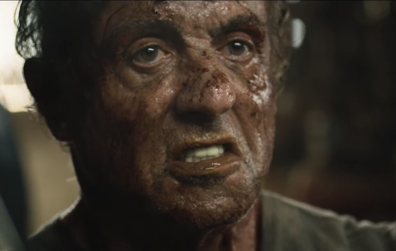 rambo last blood\u0027 review stallone\u0027s angry icon hits rock Rambo with Knife