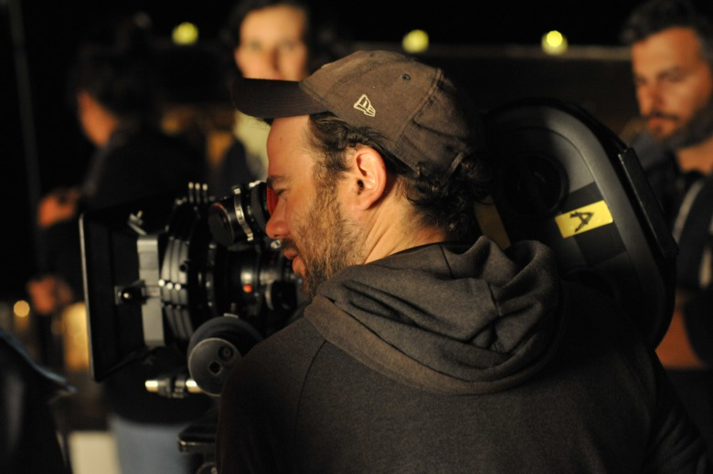 """Sibyl"" Cinematographer Simon Beaufils"
