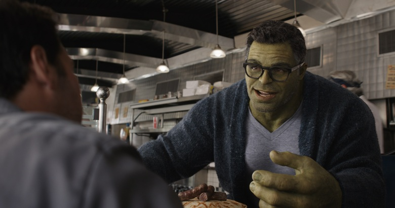 Avengers Endgame: It Was No VFX Snap Introducing Smart Hulk | IndieWire