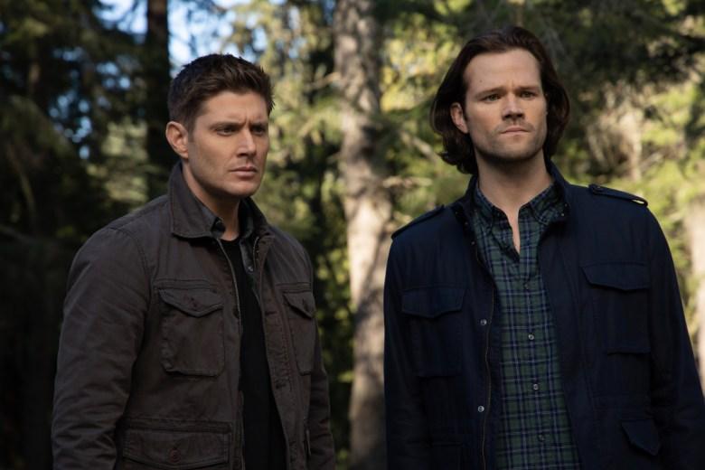 """Jensen Ackles and Jared Padalecki, """"Supernatural"""""""