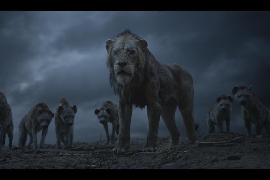 The Lion King Set Visit: Jon Favreau Talks Game-Changing ...