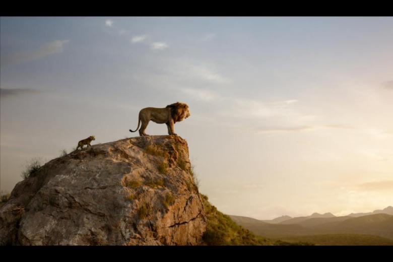 The Lion King Set Visit Jon Favreau Talks Game Changing