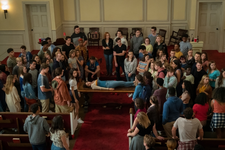 The Society Review: Netflix Drama Turns Teens Loose, Almost