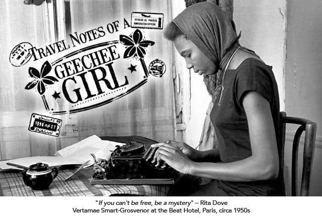 """Travel Notes of a Geechee Girl"""