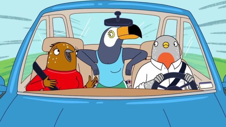 Tuca and Bertie Season 1 Netflix