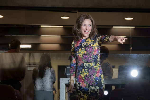 Julia Louis-Dreyfus Really Does Deserve Another Emmy for 'Veep'