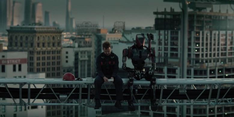 Westworld Season 3 Aaron Paul robot