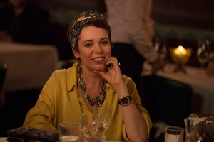 Olivia Colman Will Play a Femme Fatale Who Falls for Homer in 'The Simpsons'