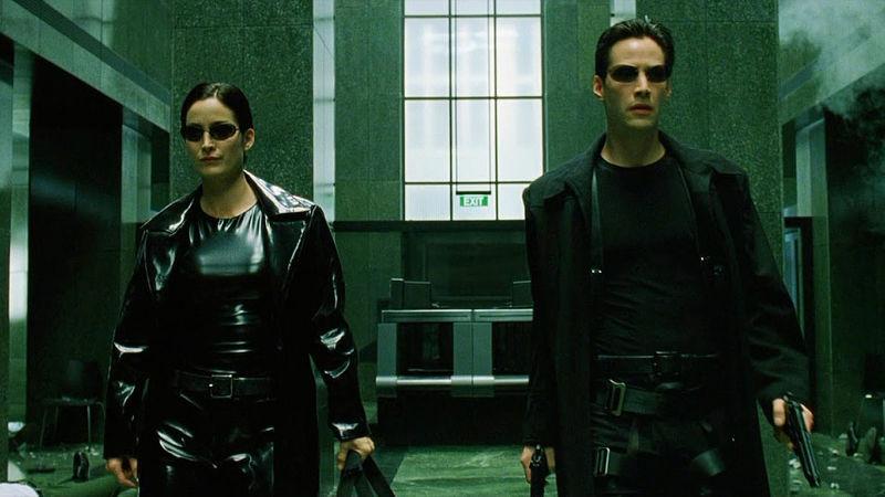 psychological analysis of the matrix