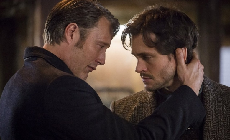 "Mads Mikkelsen and Hugh Dancy, ""Hannibal"""