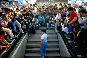 Asif Kapadia Says 'Diego Maradona' Is Bigger Than 'Senna' and 'Amy' Combined