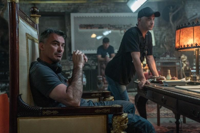 John Wick 3 Director Chad Stahelski